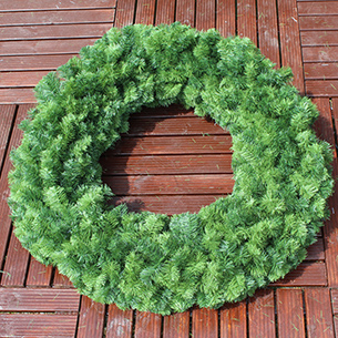 christmas wreaths by the english garland company